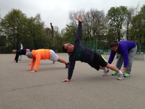 Boot camp muenchen